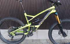 YT Industries Capra Carbon L 2014 Fox 36 RF Next Tune