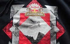 ION Red Bull Hoodie District Ride Superman 54 XL neu