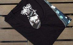 """Platzangst Shirt """"FLOW"""" S NEU"""