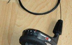 SRAM X.0 Gripshift 9-fach mit Zug