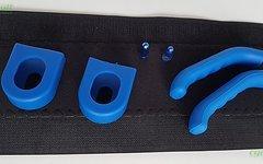 Silikon Protection Set *blau*