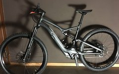 Specialized Levo FSR Short Travel Ce 29 Zoll - Fully Black/White ***SONDERPREIS***