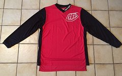 Troy Lee Designs Jersey GP Hot Rod Rot