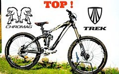 Trek Scratch 8 mit Hope Pro EVO und Chromag