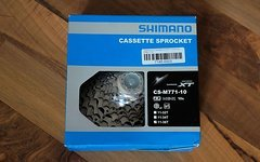 Shimano XT 10-fach Kassette CS-M771-10 11-36 Zähne