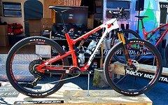 Rocky Mountain Element RSL T.O. Frame 2017, red/white NEU UVP 3500,00