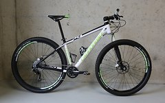 Cannondale Flash Carbon 29-er 3 2012 medium top Zustand