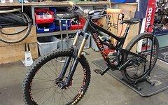 Santa Cruz Nomad CC 2015 M stealth black