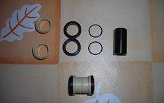 Fox Buchsen 8mm Einbaubuchsen  21,84/25,40mm