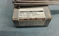 Sapim Laser Speichen 2,0 - 1,5 - 2,0 249 mm silber - NEU