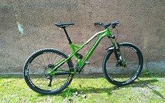 Mondraker Crafty R 2015 29er Enduro/Trail Bike Customaufbau -Neuwertig- *Liebhaber(in)stück*