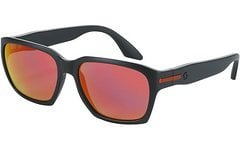 Scott C-Note Black Matt Red Chrome Sonnenbrille NEU & OVP