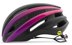 Giro Synthe MIPS, black/pink - Fahrradhelm