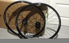 Bontrager Laufradsatz Disc 20x110/12x142 (lrs/26 zoll/freeride/dh)