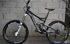 Cannondale Custom Claymore