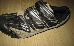 Specialized MTB Schuhe - Specialized grau Gr. 41 Innensohle 26cm inkl. Pedalplatten! TOP!