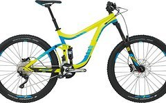 Giant Reign 2 LTD yellow/blue Gr. M 2016