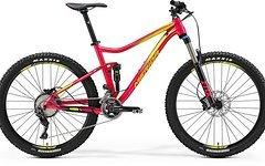 Merida One-Twenty XT-Edition Juliet 27,5 Zoll Mountainbike Damen Trail Enduro All Mountain