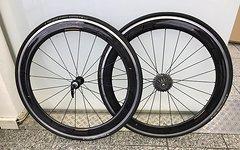 Veltec Overbeck Carbon Laufradsatz