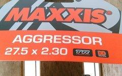"Maxxis Aggressor TR Dual DD Double Down 27,5x2,3"" NEU OVP"