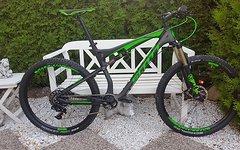 Scott Spark 720 2016 27,5 L Carbon GX1 Neu