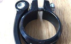 Hope Sattelklemme 34,9mm schwarz Schnellspanner