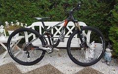BMC Speedfox SF02 Carbon 29er XS XT SLX Fox