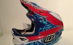 Troy Lee Designs D3 inkl. Wrap