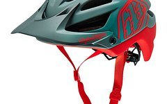 Troy Lee Designs A1 Drone grey/red 2016