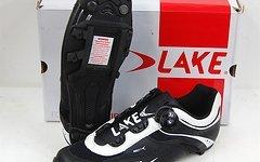 Lake MX 217 - Carbon MTB Schuhe - NEU - EU 45