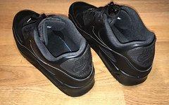 Nike AirMAX 90 Leather, EUR Gr. 46, schwarz