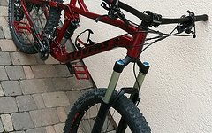 Stevens Whaka +ES 2016 20'' L Enduro All Mountain