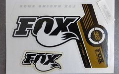 Fox 32 Factory Decals Original