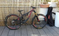 Pivot Switchblade Pro XT/XTR + Reynolds Carbon LRS (Top Zustand)