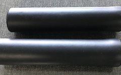 Silikon Griffe schwarz