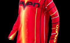 Seven RIVAL JERSEY Gr. L VERT RED/YELLOW