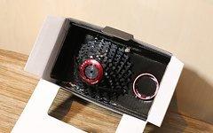 Reverse Components 7/10fach Kassette 11-25T Schwarz/Rot *NEU*