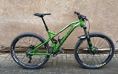 Mondraker Crafty R 29er Enduro/Trail Bike Customaufbau - Top!