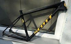 Scott Scale 700 Rahmen Carbon SL RC HMX 650B Größe:L