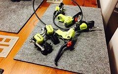 Magura HS22 Race Line Model D Set VR/HR