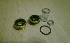 Superstar Components GXP BSA Innenlager 68/73 mm SRAM Truvativ - Gold