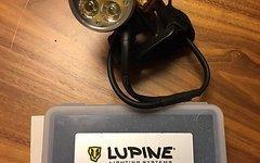 Lupine 12W Wilma Lampenkopf + Upgrade