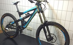 Bergamont Straitline Team 2014 *TOP* Downhill Freeride Enduro MTB