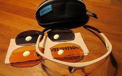 Alpina Tri-Scray Sonnenbrille 3 Wechselgläser