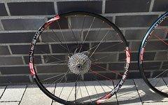 Sun Ringle Inferno 27 Pancho Wheels