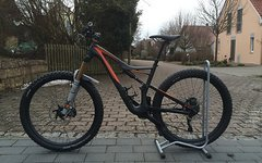 Specialized Stumpjumper Carbon 27,5