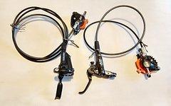 Shimano XT BR-M8000 Bremsen v+h