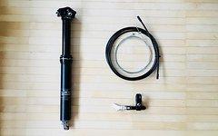 Kind Shock LEV Integra Sattelstütze 100/342 30,9mm mit Southpaw Remote