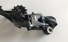 SRAM X01 Schaltwerk schwarz , 1x11, guter Zustand
