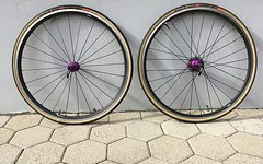 Hope Custom LRS mit Hope RS4 + Ryde Pulse Comp 28""